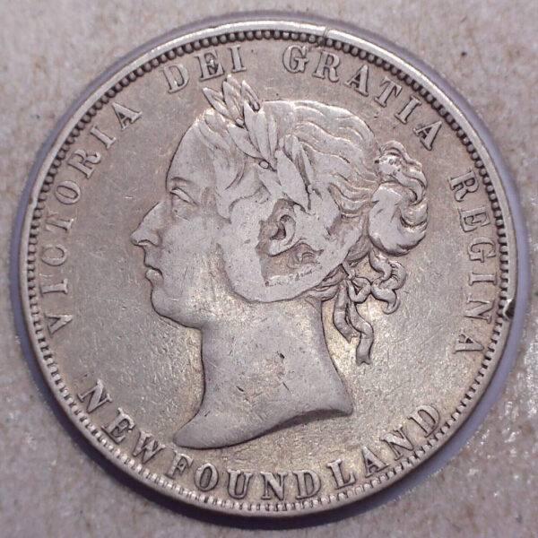 CANADA - 50 Cents 1899 - W9 - Terre-Neuve