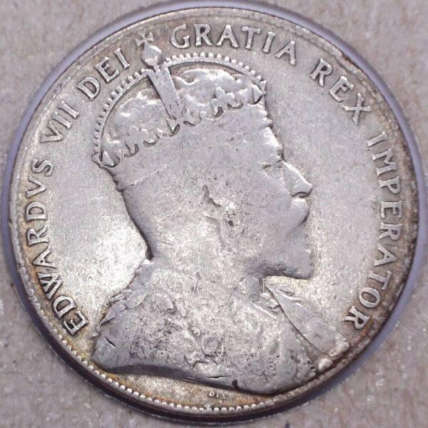 CANADA - 50 Cents 1908 - Terre-Neuve