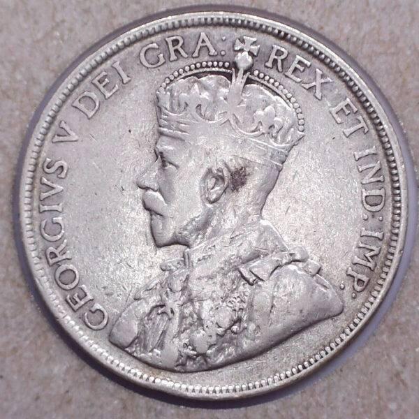 CANADA - 50 Cents 1911 - Terre-Neuve