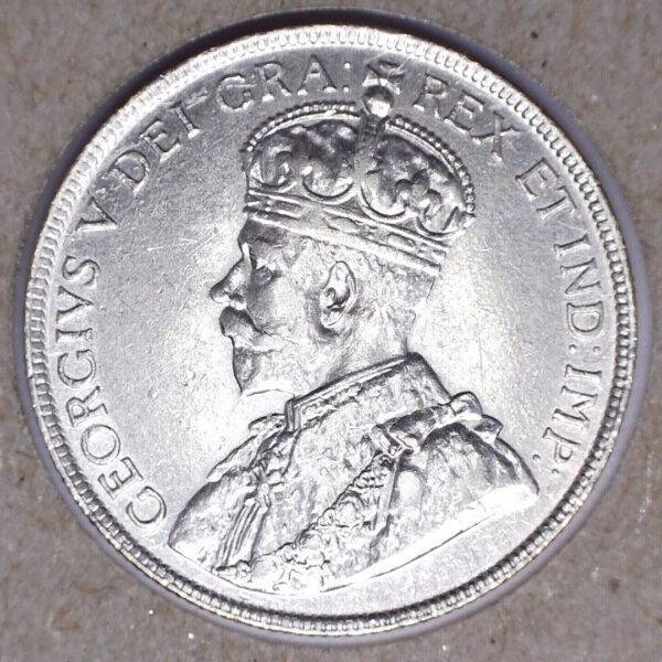 CANADA - 50 Cents 1918C - Terre-Neuve