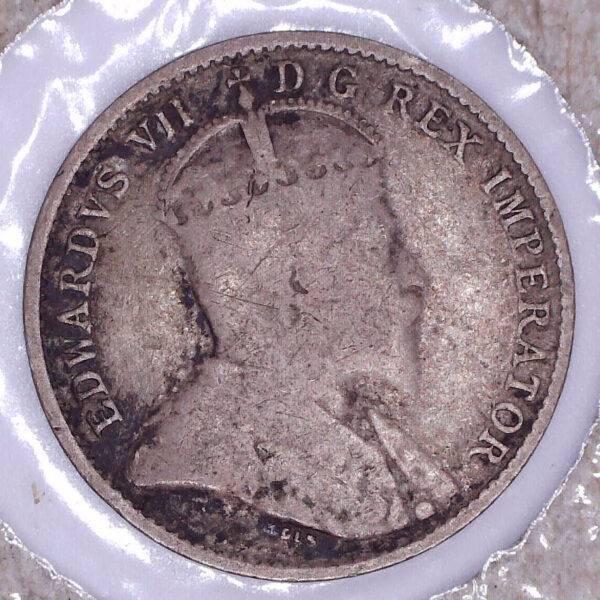 CANADA - 5 Cents 1903 - Terre-Neuve - VG-8