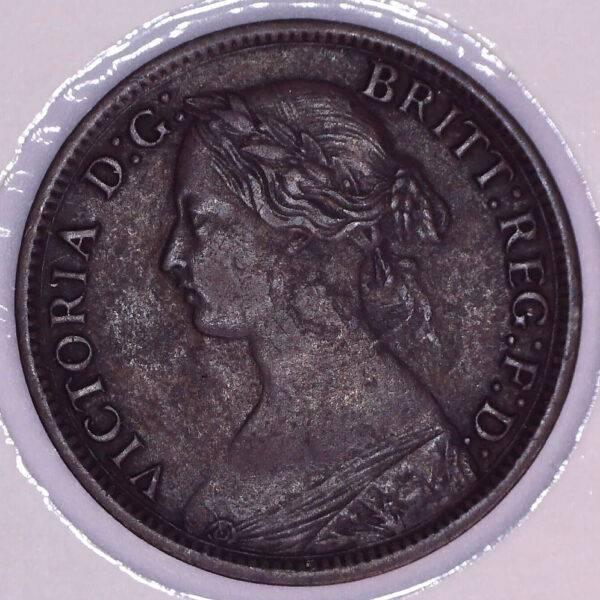 CANADA - Half Cent 1864 - Nouvelle-Écosse