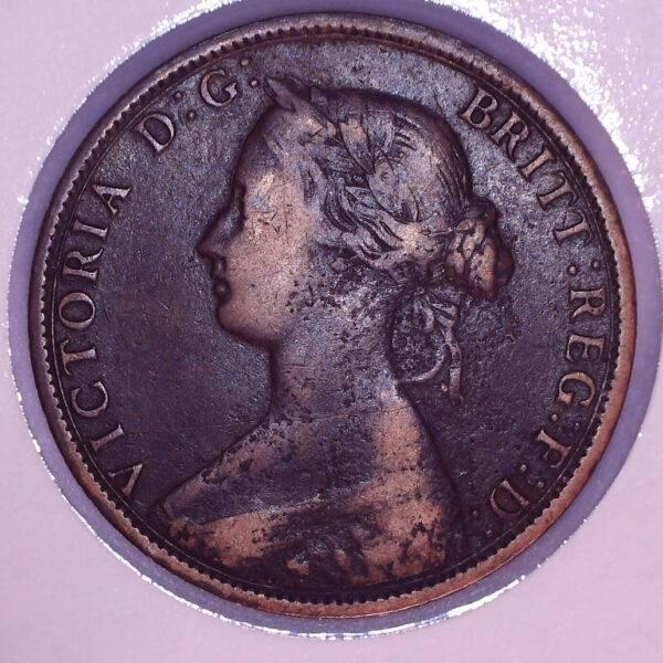 CANADA - 1 Cent 1862 - Nouvelle-Écosse