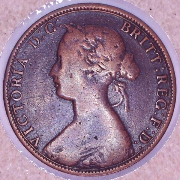 CANADA - 1 Cent 1864 - Nouvelle-Écosse - F-12