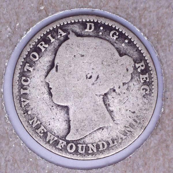 CANADA - 10 Cents 1882H - Terre-Neuve