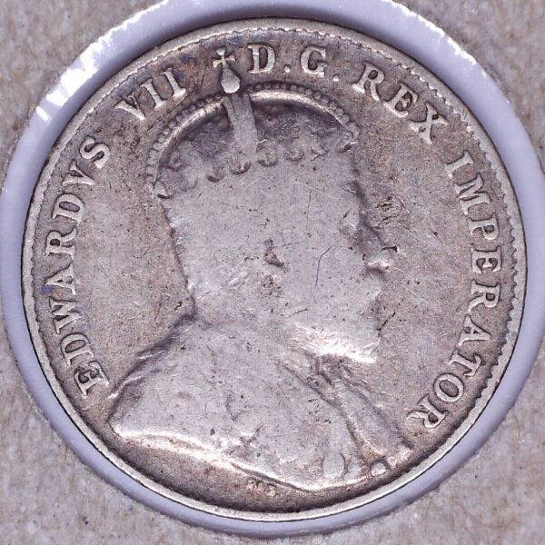 CANADA - 10 Cents 1904H - Terre-Neuve
