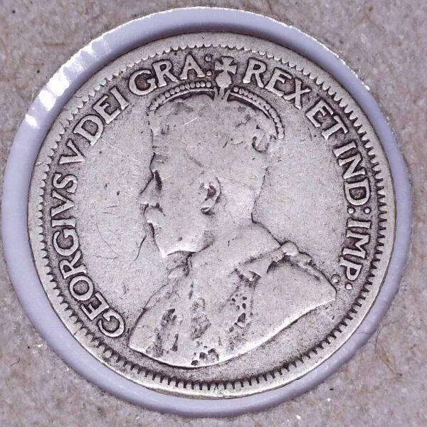 CANADA - 10 Cents 1917C - Terre-Neuve