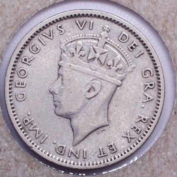 CANADA - 10 Cents 1938 - Terre-Neuve