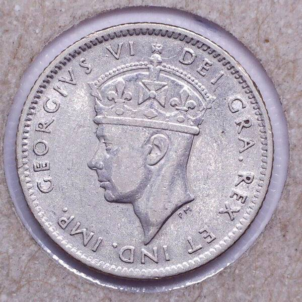 CANADA - 10 Cents 1941C - Terre-Neuve