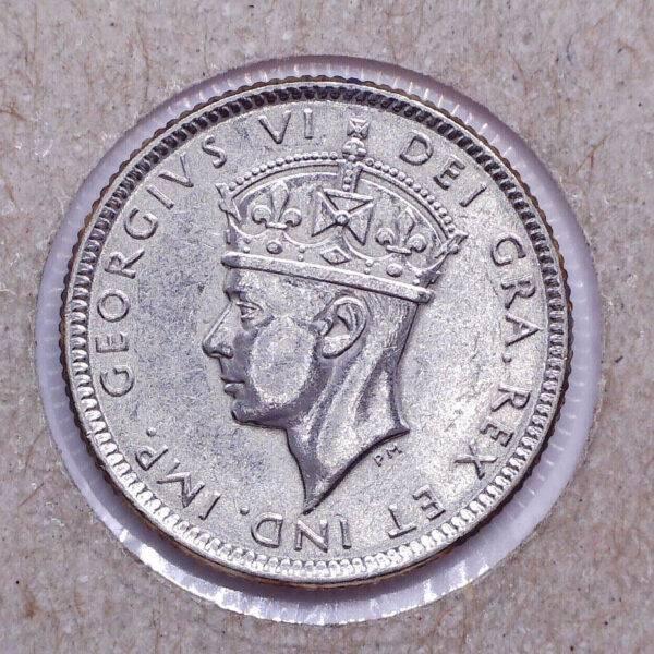 CANADA - 10 Cents 1943C - Terre-Neuve