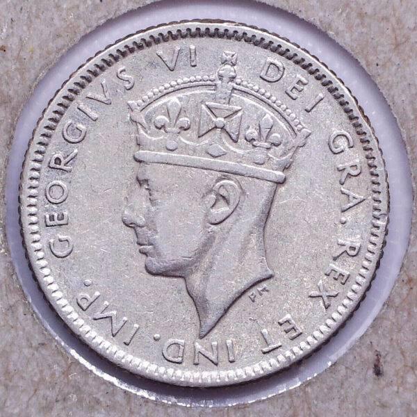 CANADA - 10 Cents 1946C - Terre-Neuve