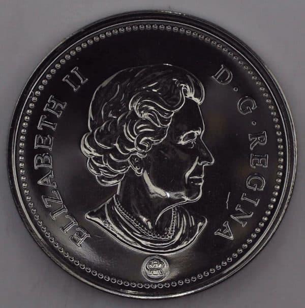 CANADA - 50 Cents 2007 - NBU
