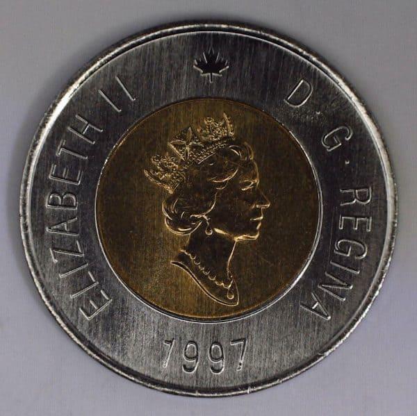CANADA - 2 DOLLARS 1997 - NBU