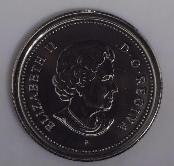 2006P Canada 10 Cents NBU